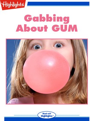 cover image of Gabbing About GUM