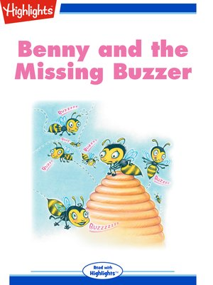 cover image of Benny and the Missing Buzzer