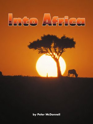 cover image of Into Africa