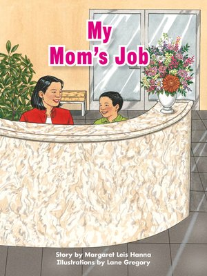cover image of My Mom's Job