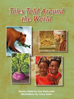cover image of Tales Told Around the World