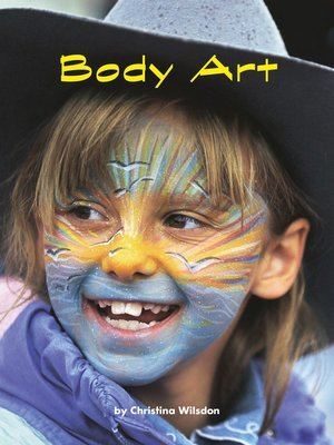 cover image of Body Art