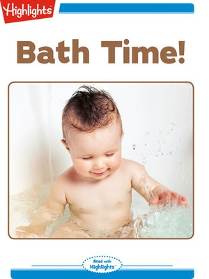 cover image of Bath Time!