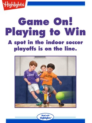 cover image of Playing to Win