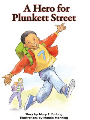cover image of A Hero for Plunkett Street