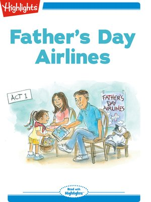 cover image of Father's Day Airlines