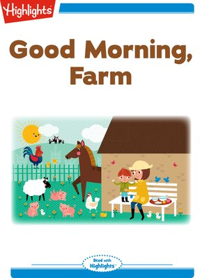 cover image of Good Morning, Farm