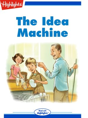 cover image of The Idea Machine