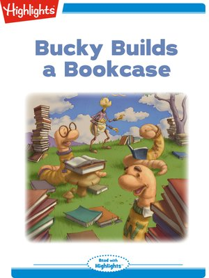 cover image of Bucky Builds a Bookcase