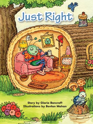 cover image of Just Right