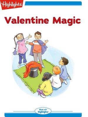 cover image of Valentine Magic