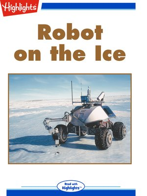 cover image of Robot on the Ice