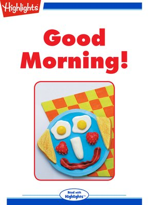 cover image of Good Morning