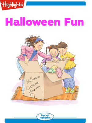 cover image of Halloween Fun