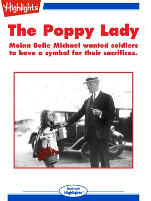 cover image of The Poppy Lady