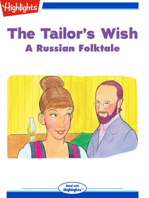 cover image of The Tailor's Wish