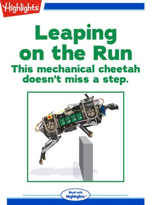 cover image of Leaping on the Run