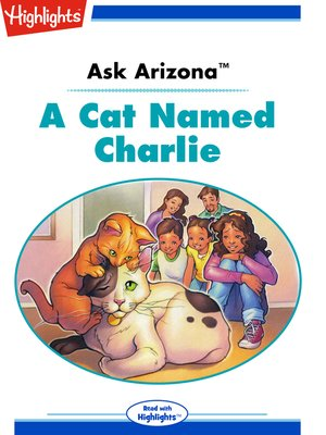 cover image of Ask Arizona: A Cat Named Charlie