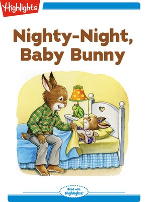 cover image of Nighty-Night, Baby Bunny