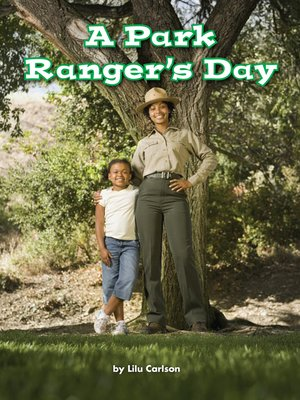 cover image of A Park Ranger's Day