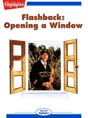 cover image of Flashback: Opening a Window