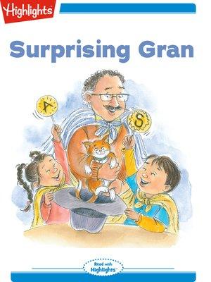 cover image of Surprising Gran