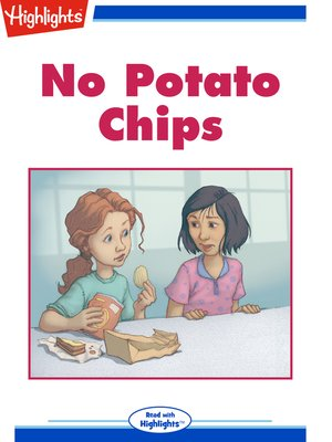 cover image of No Potato Chips