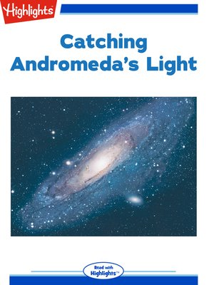 cover image of Catching Andromeda's Light