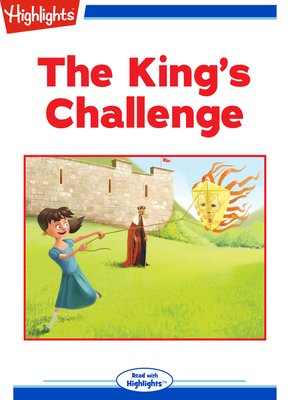 cover image of The King's Challenge