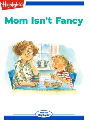 cover image of Mom Isn't Fancy