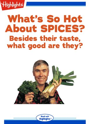 cover image of What's So Hot About Spices
