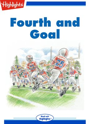 cover image of Fourth and Goal