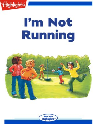cover image of I'm Not Running