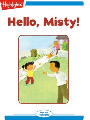 cover image of Hello Misty!