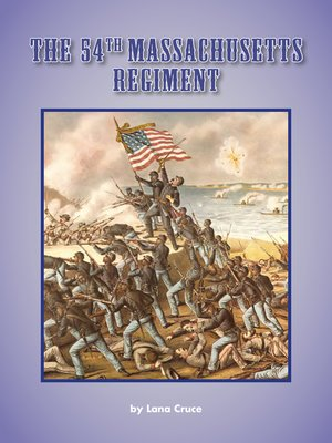 cover image of The 54th Massachusetts Regiment