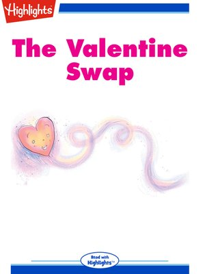 cover image of The Valentine Swap