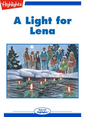 cover image of A Light for Lena