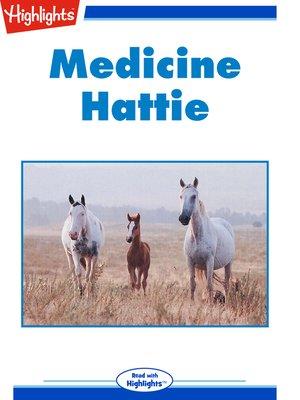 cover image of Medicine Hattie