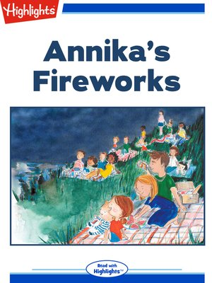 cover image of Annika's Fireworks