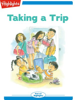 cover image of Taking a Trip
