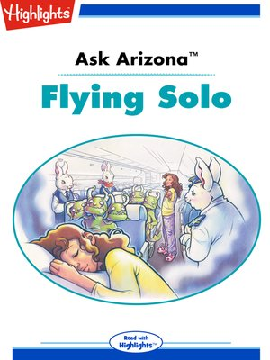 cover image of Ask Arizona: Flying Solo