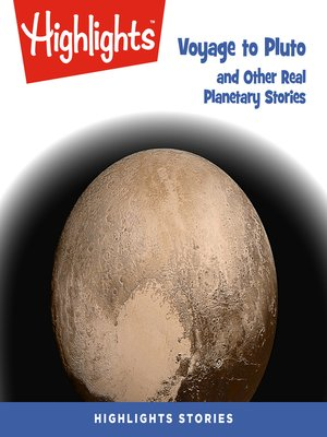 cover image of Voyage to Pluto and Other Real Planetary Stories