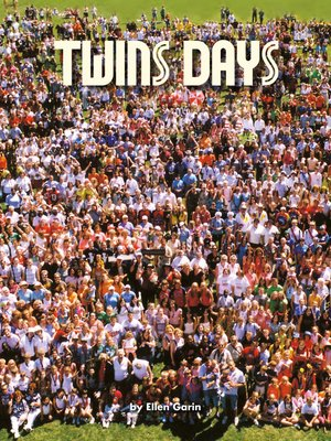 cover image of Twins Days