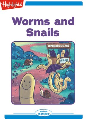 cover image of Worms and Snails