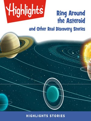 cover image of Ring Around the Asteroid and Other Real Discovery Stories