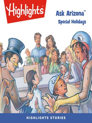 cover image of Ask Arizona: Special Holidays