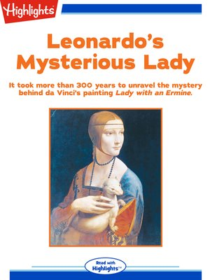 cover image of Leonardo's Mysterious Lady