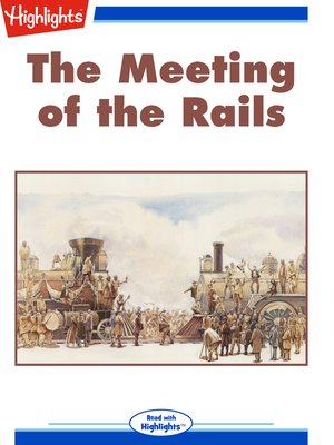 cover image of The Meeting of the Rails