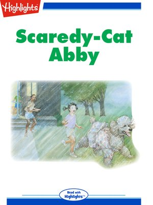 cover image of Scaredy-Cat Abby