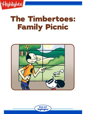 cover image of The Timbertoes: Family Picnic